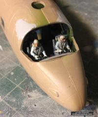 cockpit setup